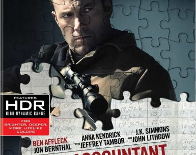 The Accountant (2016) 4K Ultra HD 2160 Blu-ray REMUX