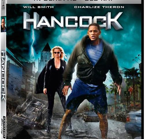 Hancock (2008) 4K HDR10 Ultra HD Blu-ray