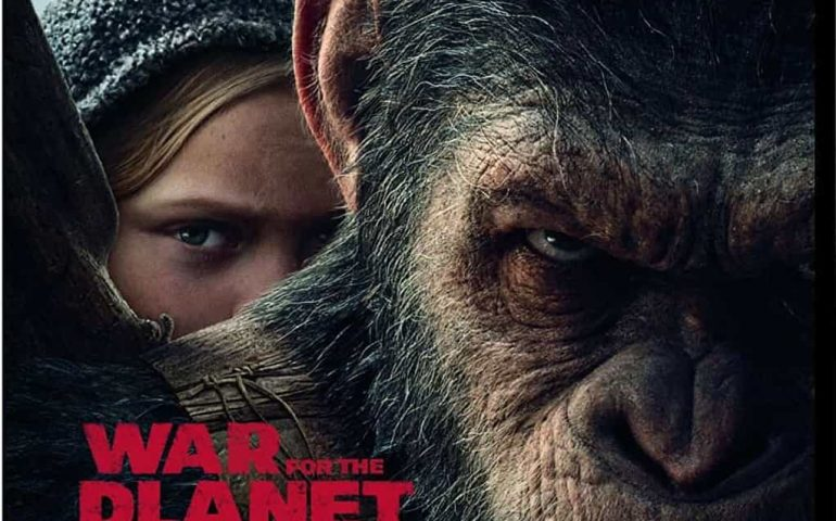 War for the Planet of the Apes (2017) 4K Blu-ray