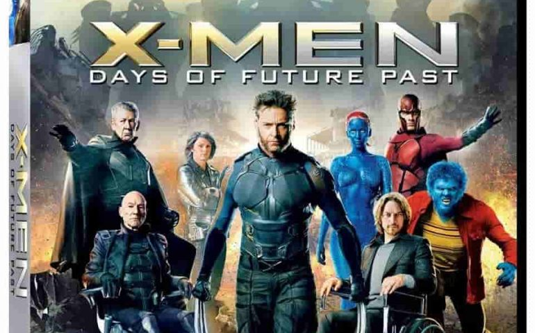 X-Men: Days of Future Past (2014) 2160p Blu-ray HDR10