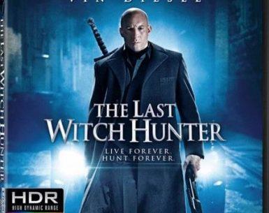 The Last Witch Hunter (2015) 4K Ultra HD