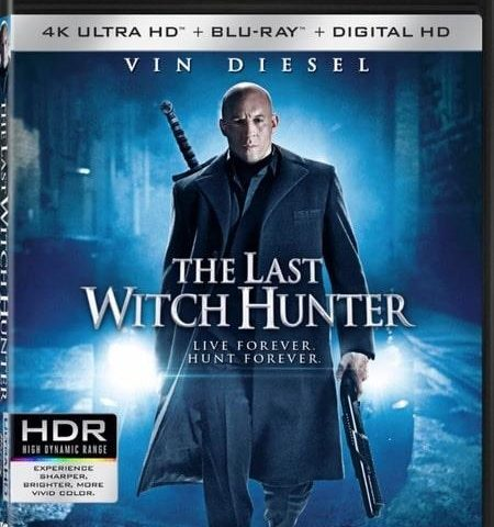 The Last Witch Hunter (2015) 4K Ultra HD