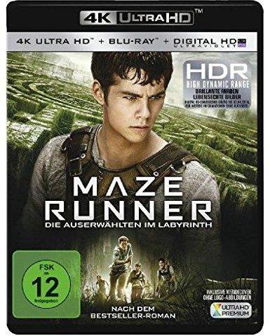 The Maze Runner (2014) 4K Ultra HD