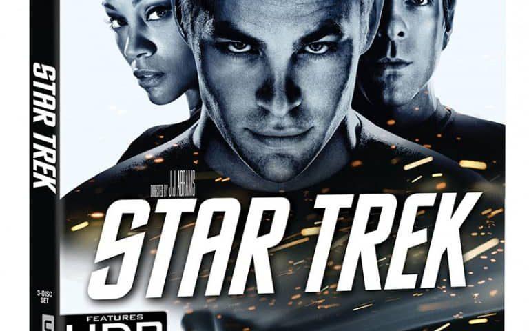 Star Trek (2009) 4K UHD 2160P Blu-ray