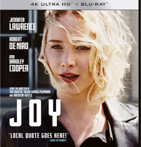 Joy (2015) 4K ULTRA HD 2160P