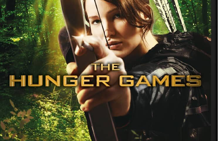 The Hunger Games 2012 4k Ultra HD 2160p