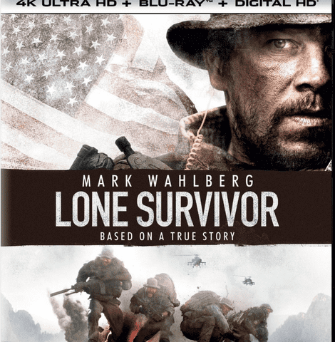Lone Survivor 2013 4K UHD 2160p Blu-ray