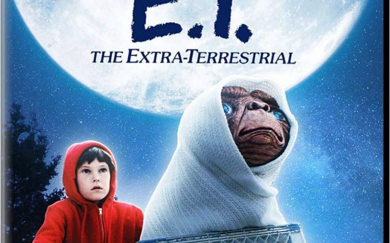 E.T. the Extra-Terrestrial 1982 4K Ultra HD 2160p