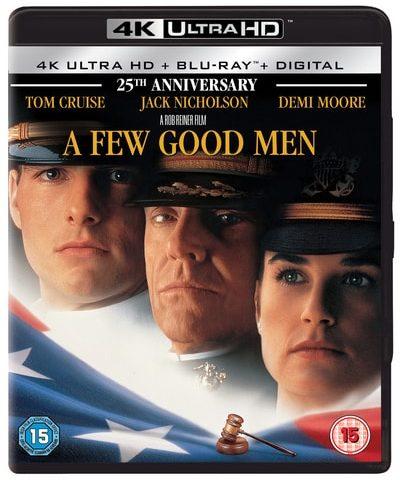 A Few Good Men 1992 4K 2160p Ultra HD