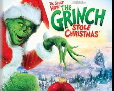 How the Grinch Stole Christmas (2000) 4K UHD