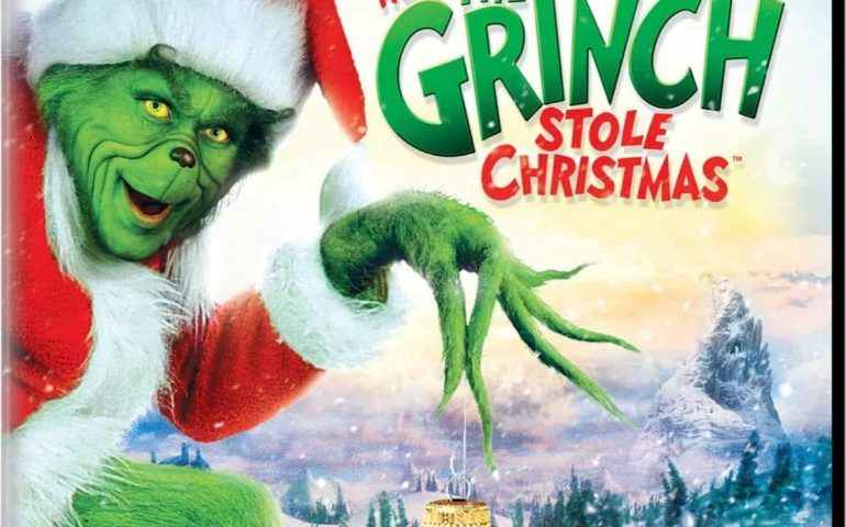 How the Grinch Stole Christmas (2000) 4K UHD