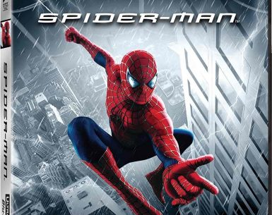 Spider-Man 2002 Blu-ray 4K Ultra HD 2160p