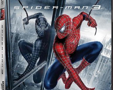 Spider-Man 3 2007 4K Ultra HD Blu-ray 2160P