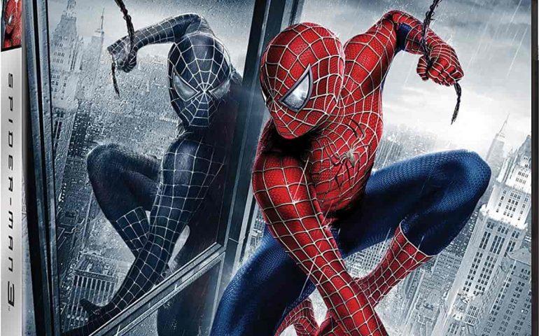 Spider-Man 3 2007 4K Ultra HD Blu-ray 2160P