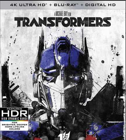 Transformers 2007 4K Ultra HD 2160p