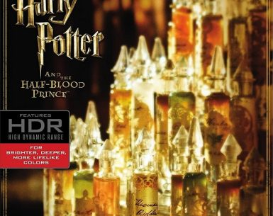Harry Potter and the Half-Blood Prince 2009 4K ULtra HD 2160P