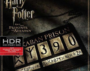 Harry Potter and the Prisoner of Azkaban 2004 4K UHD Blu-ray REMUX