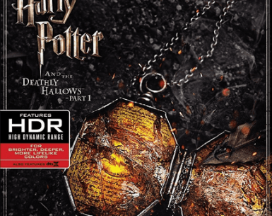Harry Potter and the Deathly Hallows Part 1 2010 4K Ultra HD 2160P