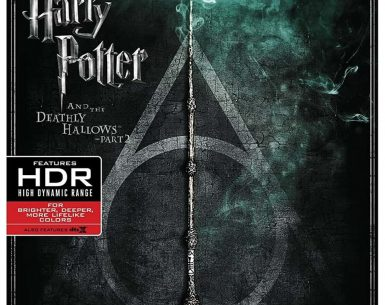 Harry Potter and the Deathly Hallows Part 2 2011 4K Ultra HD 2160P