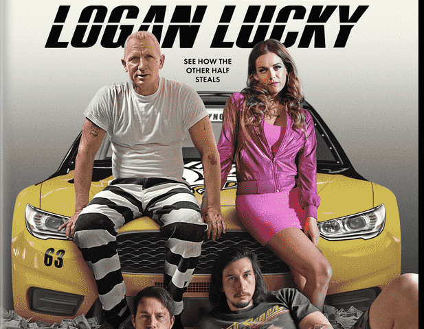Logan Lucky 4K 2017 Ultra HD 2160p