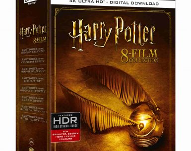 Harry Potter 8-Film Collection 4K Blu-ray 2001-2011 REMUX Ultra HD 2160P