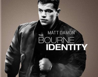 The Bourne Identity 4K 2002 Ultra HD 2160P