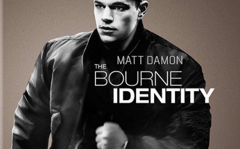 The Bourne Identity 4K 2002 Ultra HD 2160P