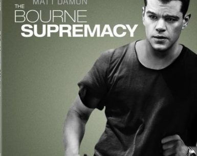 The Bourne Supremacy 4K 2004 Ultra HD 2160P