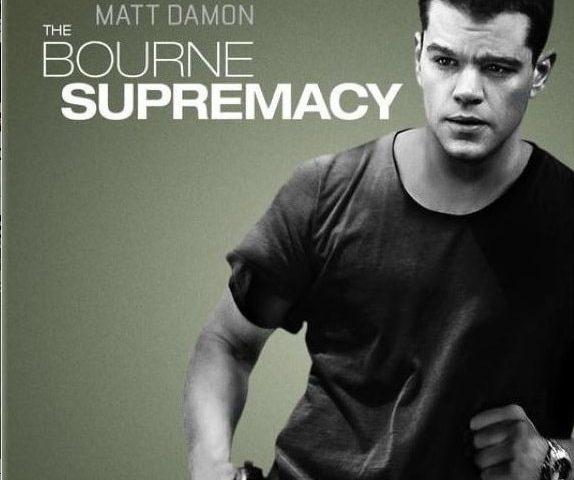 The Bourne Supremacy 4K 2004 Ultra HD 2160P