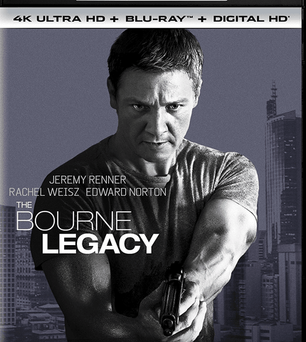 The Bourne Legacy 4K 2012 Ultra HD 2160p