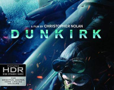 Dunkirk 4K Ultra HD 2017 Blu-ray 2160p