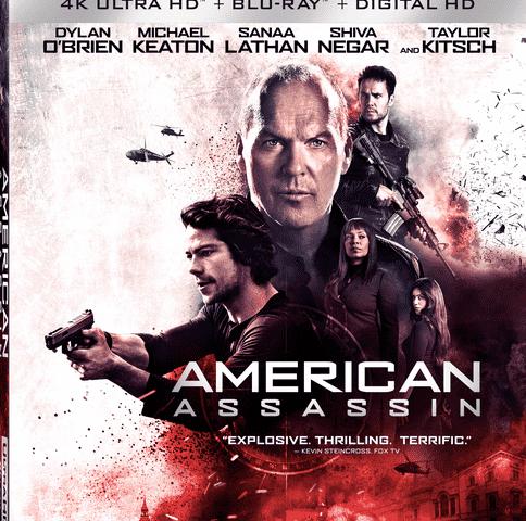 American Assassin 4K 2017 Ultra HD 2160p