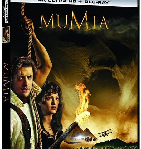 The Mummy 4K 1999 Ultra HD 2160p