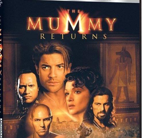 The Mummy Returns 4K 2001 Ultra HD 2160P