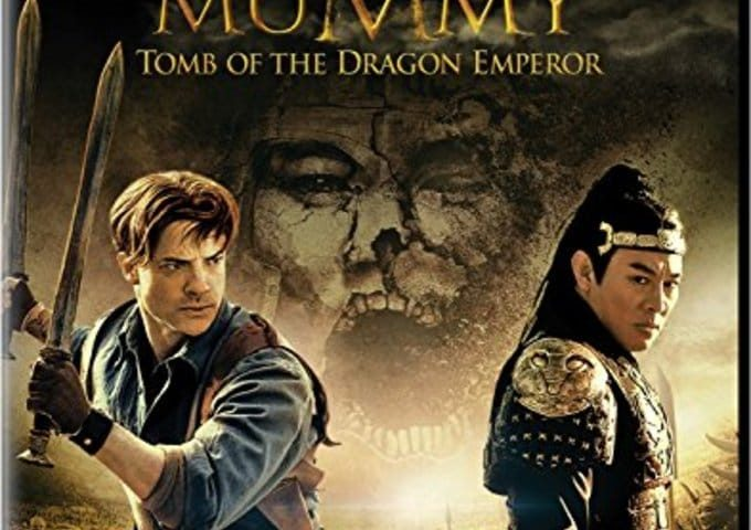 The Mummy Tomb of the Dragon Emperor 4K 2008 Ultra HD