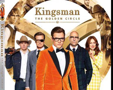 Kingsman The Golden Circle 4K 2017 Ultra HD 2160p