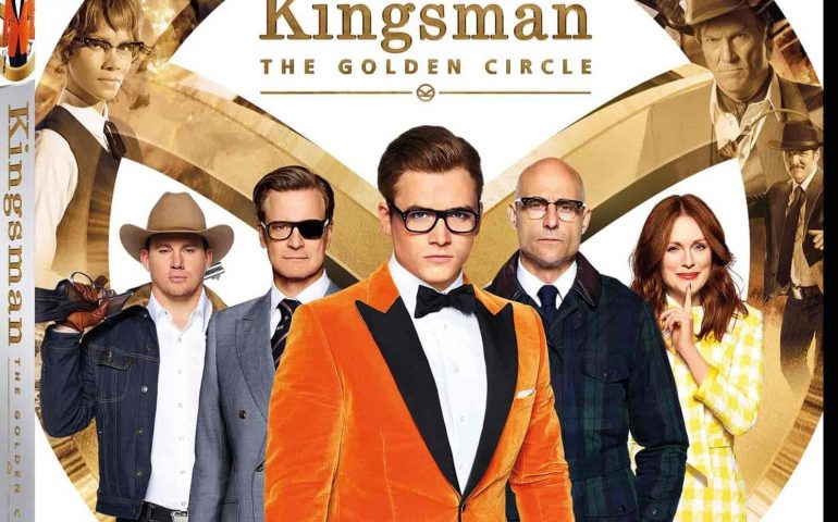 Kingsman The Golden Circle 4K 2017 Ultra HD 2160p