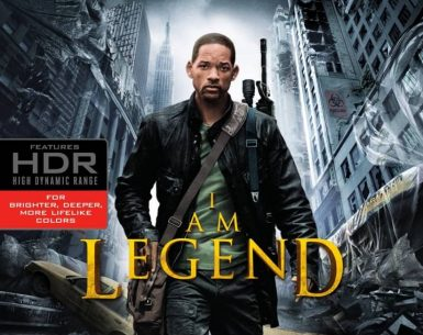I Am Legend 4K 2007 Ultra HD 2160P
