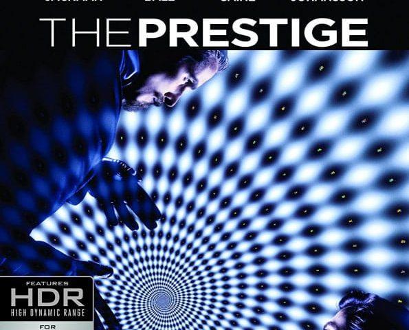 The Prestige 4K 2006 Ultra HD 2160p