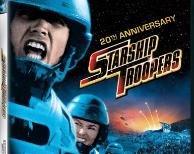 Starship Troopers 4K 1997 Ultra HD 2160p
