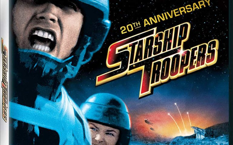 Starship Troopers 4K 1997 Ultra HD 2160p