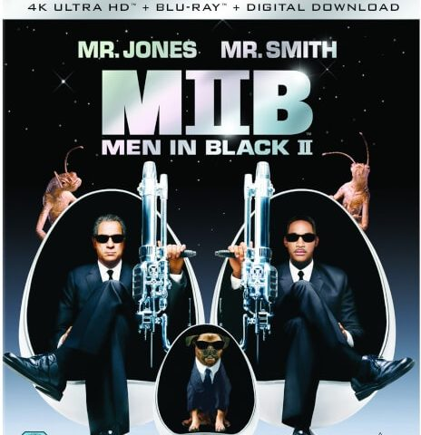 Men in Black II 4K 2002 Ultra HD 2160p