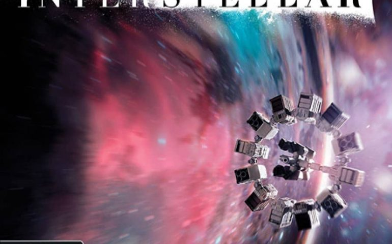 Interstellar 4K 2014 Ultra HD 2160p