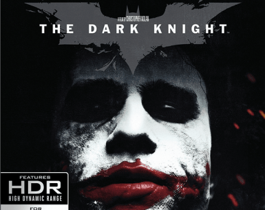The Dark Knight 4K 2008 Ultra HD 2160p