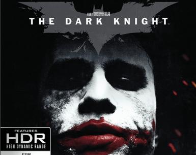 The Dark Knight 4K 2008 Ultra HD 2160p