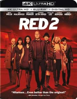RED 2 4K 2013 Ultra HD 2160p