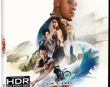 xXx Return of Xander Cage 4K 2017 Ultra HD 2160p