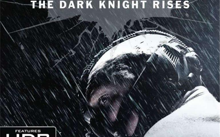 The Dark Knight Rises 4K 2012 Ultra HD 2160p