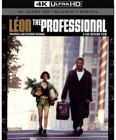 Leon The Professional 4K 1994 Ultra HD 2160p