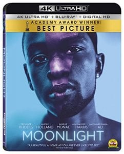 Moonlight 4K 2016 Ultra HD 2160p